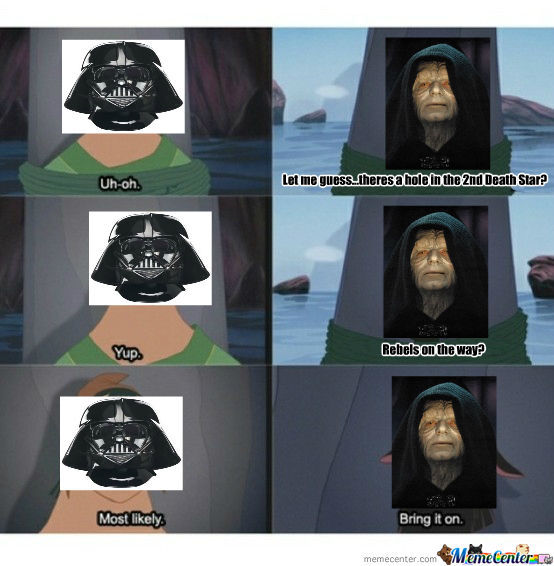 Join The Darkside Memecenter