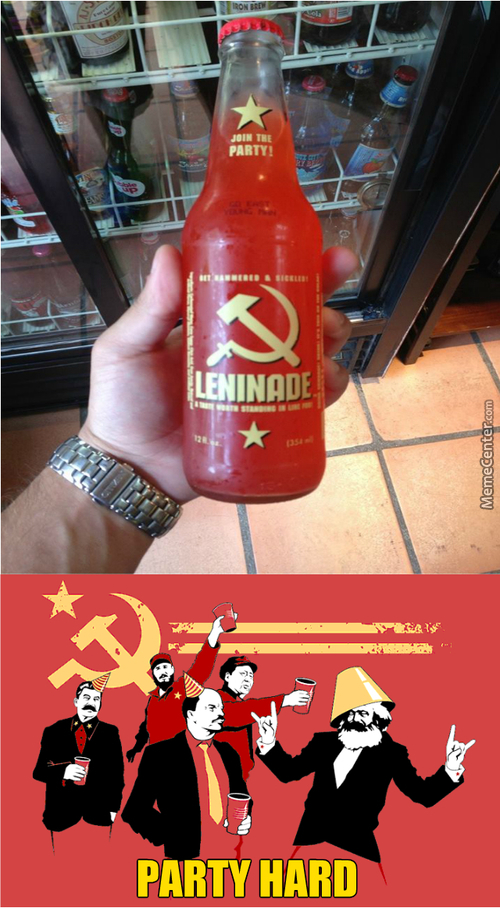 Join The Party And Get A Free Leninade