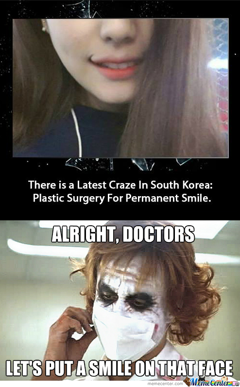 Joker Has Been To Korea