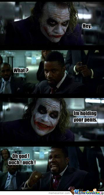 Joker Has It .