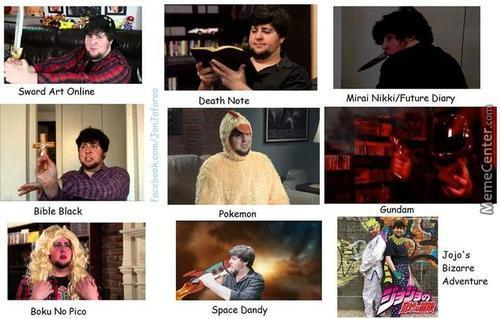Jontronned Animes