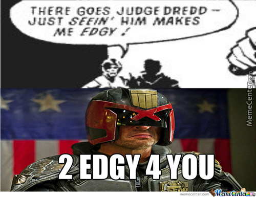 Judge Dredd Is Awesome!