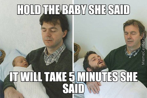 ... Just 5 Minutes