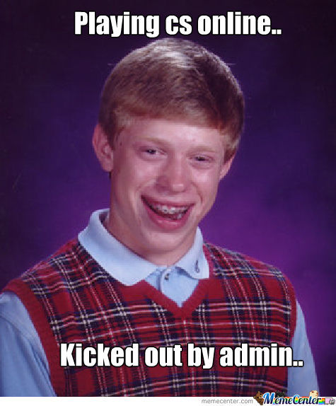 Just Another Bad Luck Brian