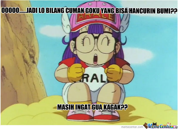 Just Arale