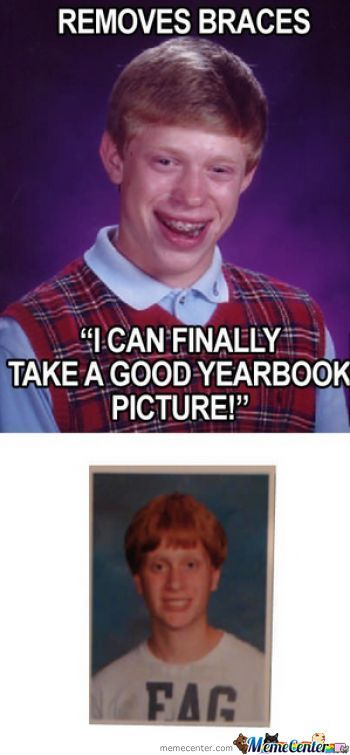 Just Bad Luck...