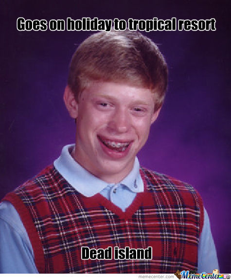 Just Bad Luck