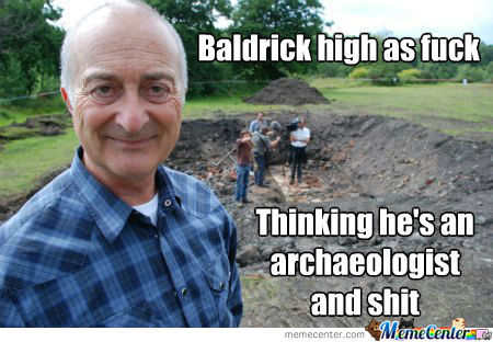 Just Baldrick