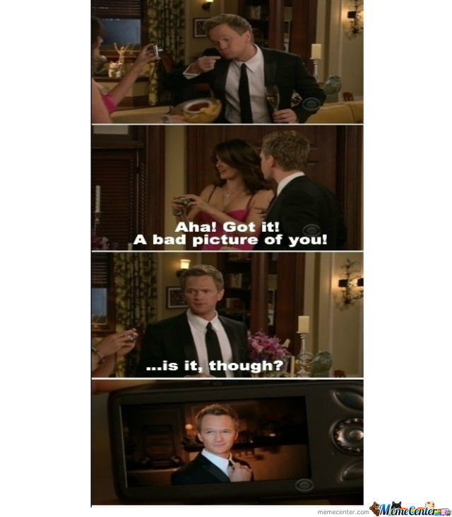 Just Barney Being Awesome
