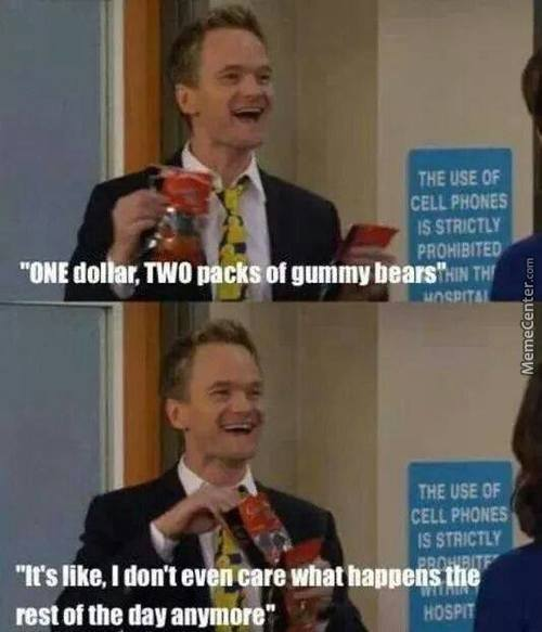 Just Barney Things