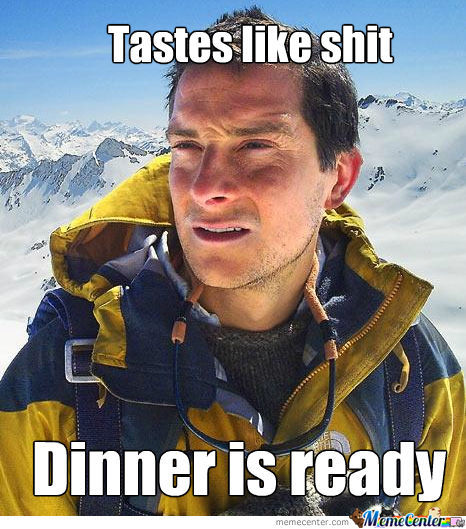 Just Bear Grylls