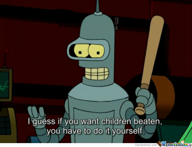 Just Bender Being Bender