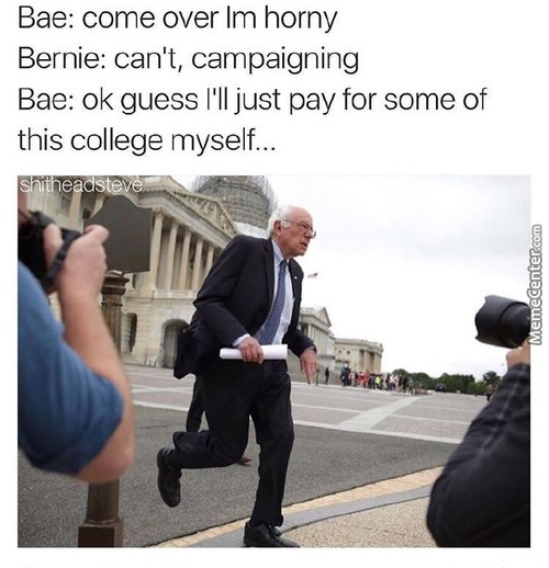 Just Bernie