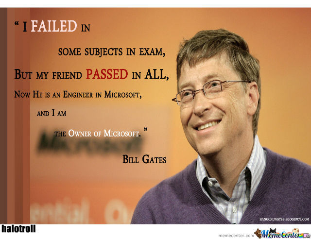 Just Bill Gates