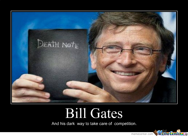 Image result for Bill gates memes
