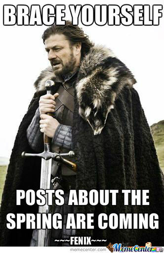Just... Brace Yourself