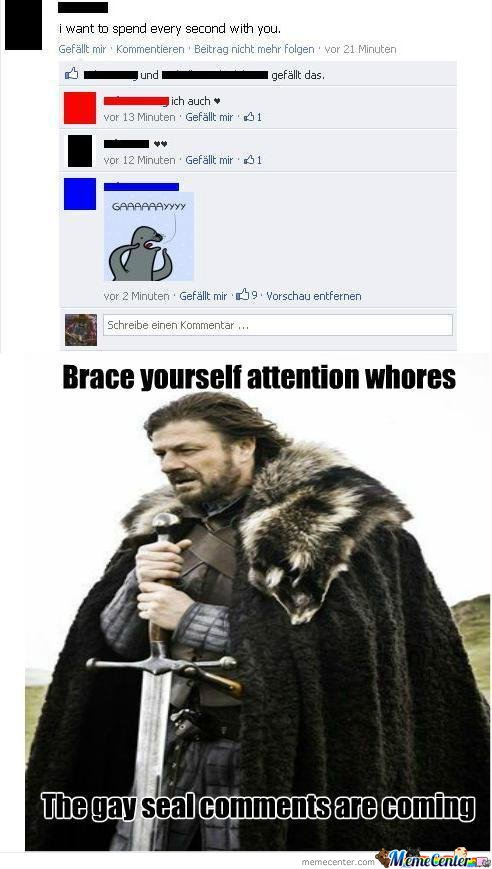 Just Brace Yourself