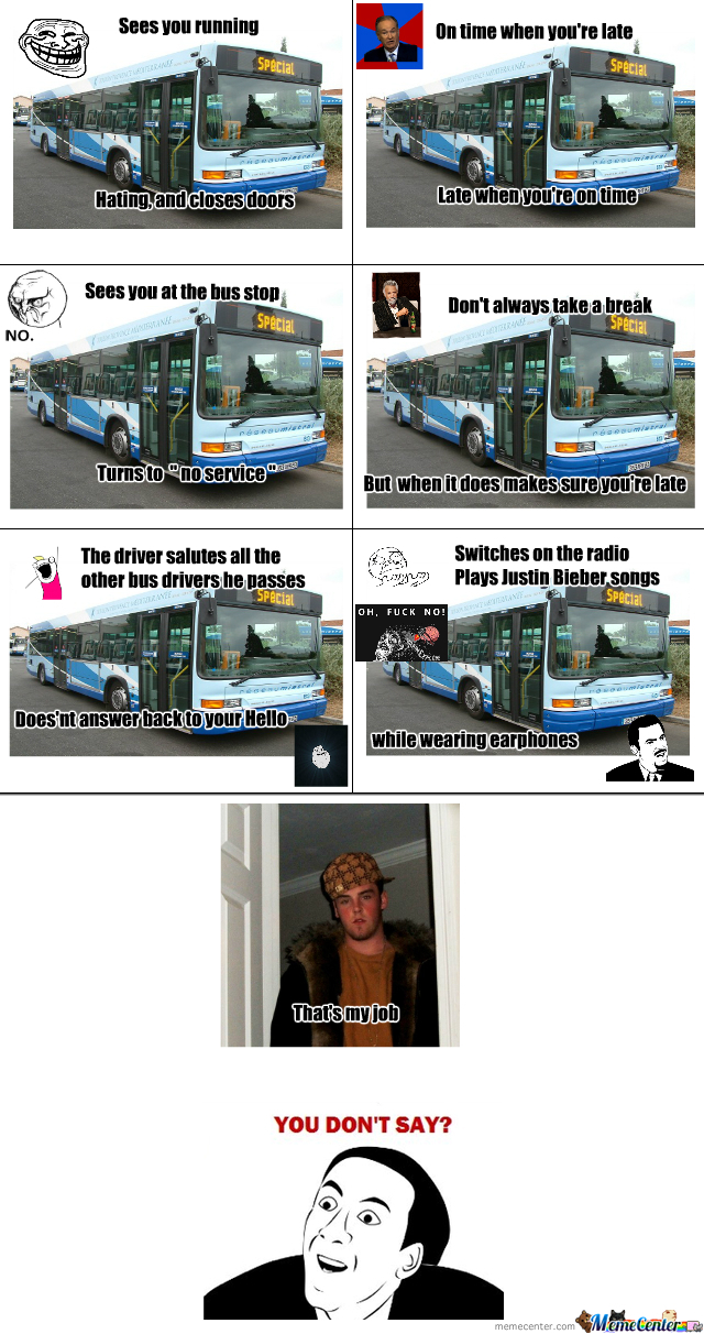 Just Buses