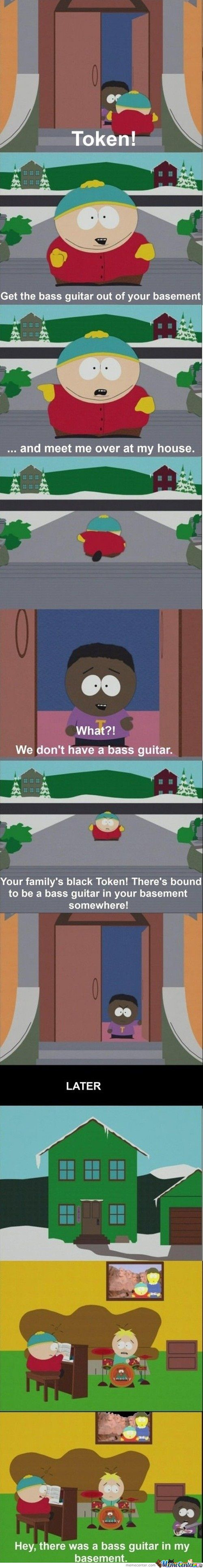 Just Can't Get Enough Of South Park - Maybe Racist