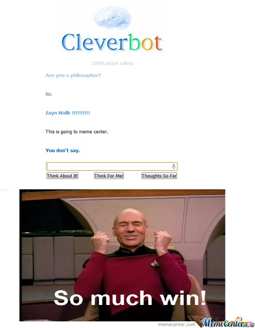 Just Cleverbot