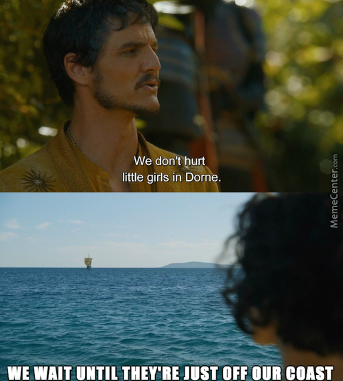 Just Dorne Things