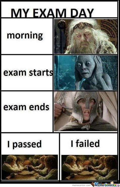 Just Exams !