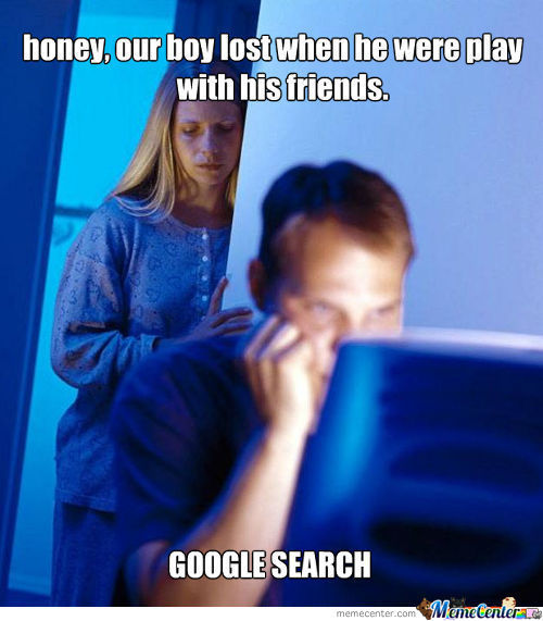 Just Google Search