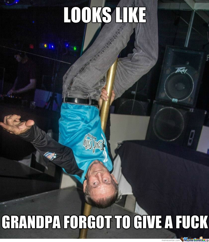 Just Grandpa Things