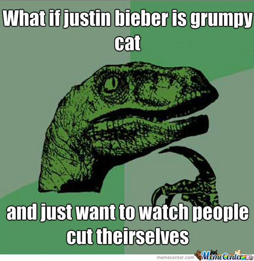 Just Grumpy Cat