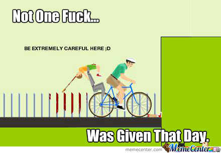 Just Happy Wheels