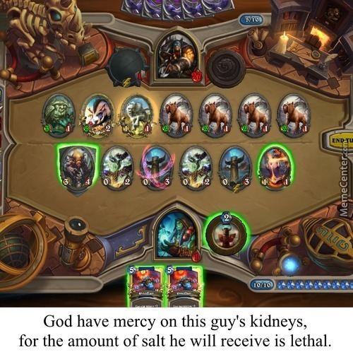 Just Hearthstone Things