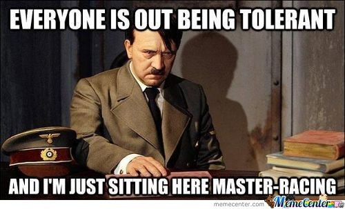 Just Hitler Problems