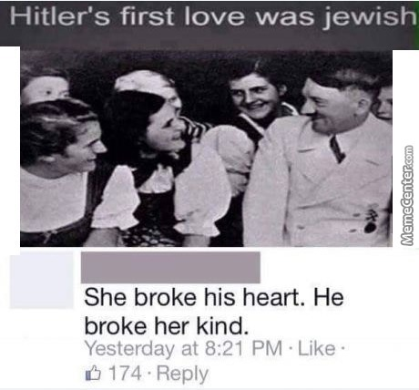 Just Hitler Thing