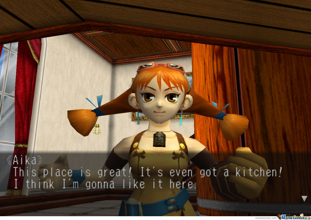 Just In Skies Of Arcadia.... Unfortunately.