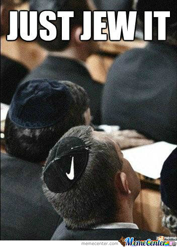 Just Jew It !