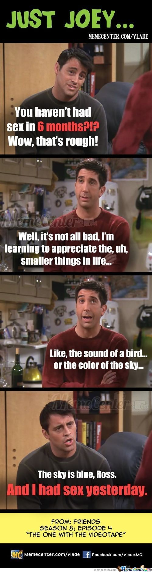 Just Joey...