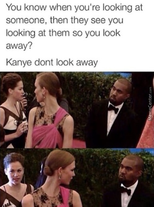 Just Kanye West Looking His Kanye Best