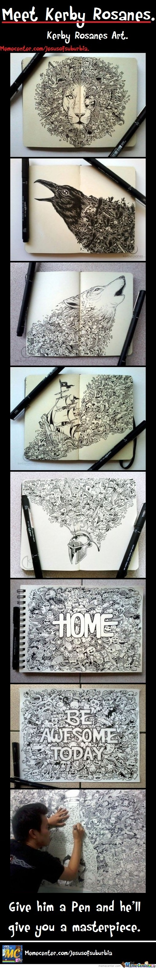 Just Kerby Rosanes