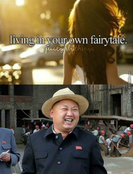Just Kim Jong Things