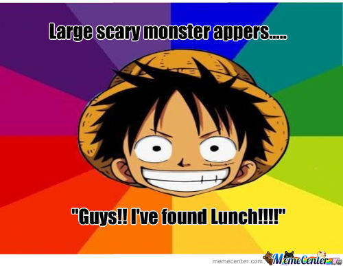 Just Luffy