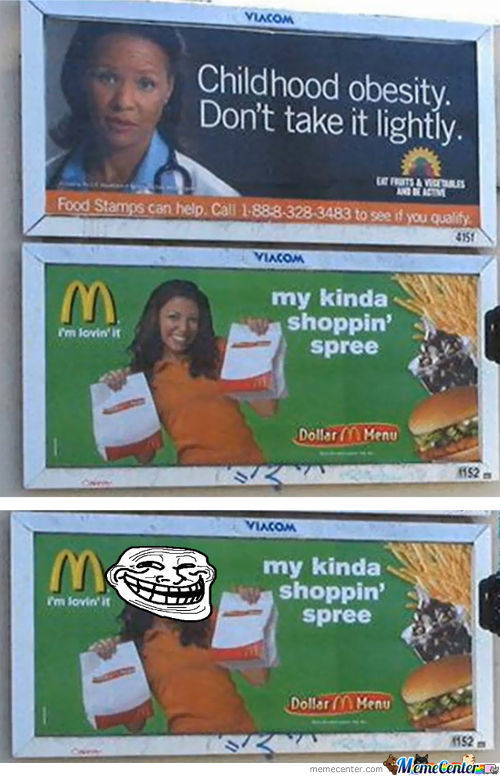 Just Mc Donald's