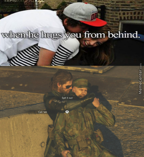 Just Metal Gear Things