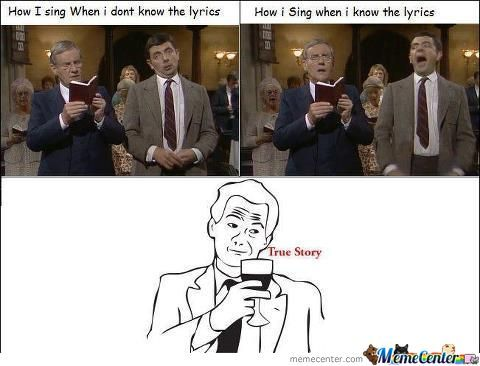 Just Mr Bean..