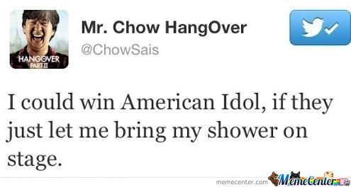 Just Mr.chow