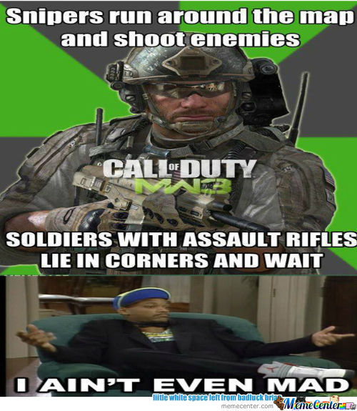 Just Mw3