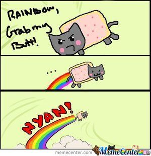Just Nyan Cat