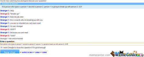 Just Omegle
