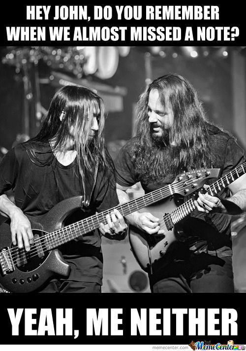 Just Petrucci And Myung