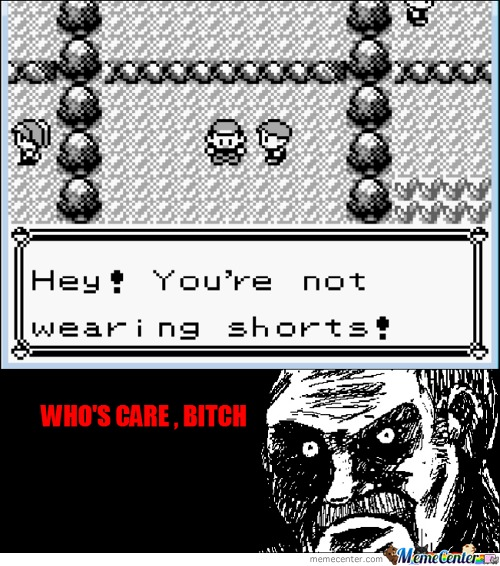 Just Pokemon