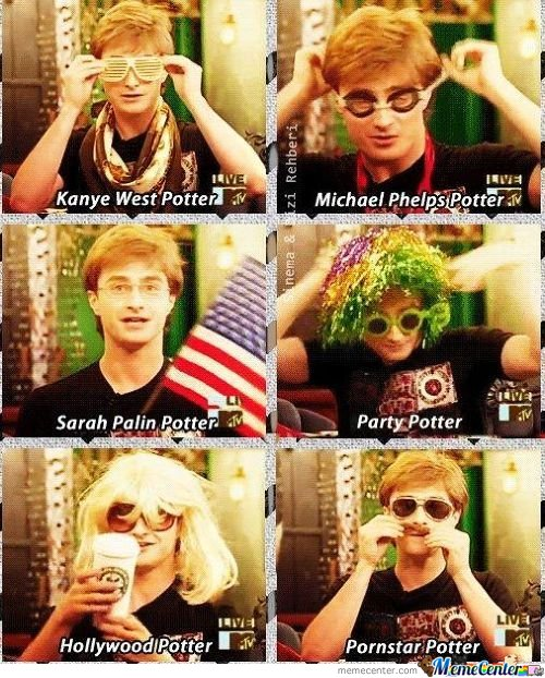 Just Potter